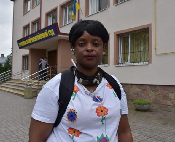 Головний свідок вбивства студента із Конго у Тернополі розповіла про ту жахливу ніч