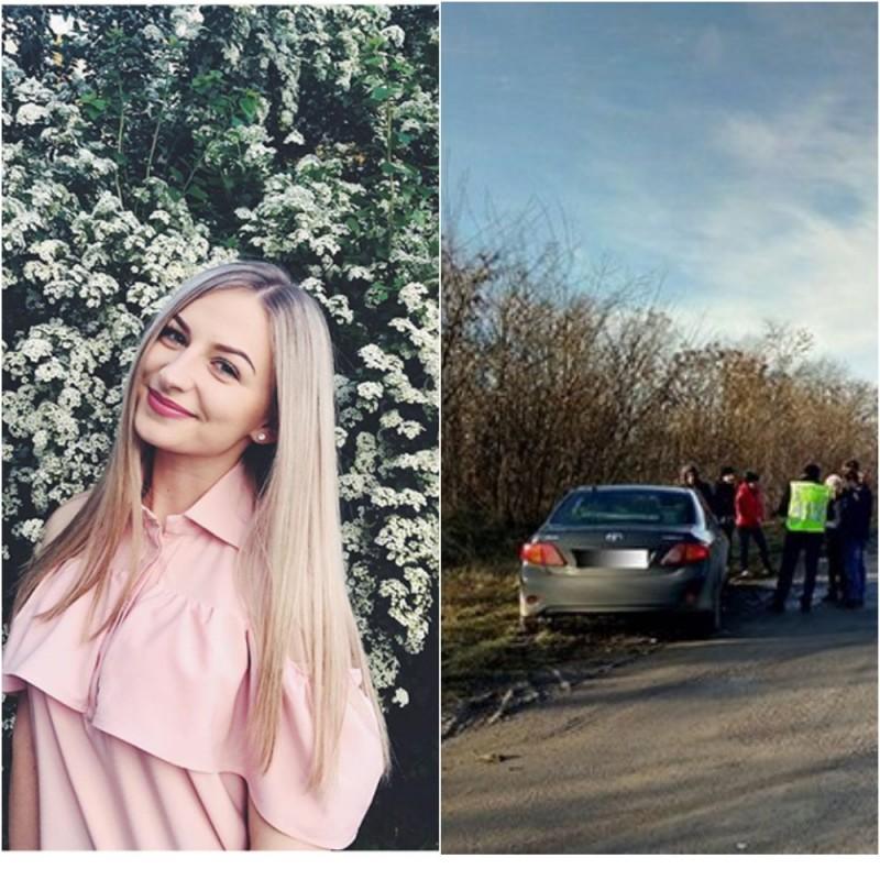 Померла на очах у батька: на Тернопільщині засудили водія, який насмерть збив студентку