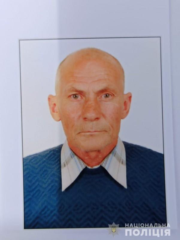 Розшукують жителя Шумщини, який поїхав у Кременець і пропав (ФОТО)