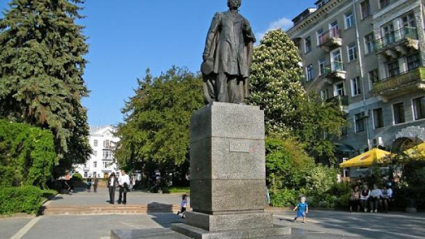 У Тернополі натомість Пушкіна пропонують встановити пам'ятник українському діячу
