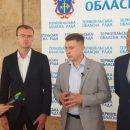 """В Тернопільській обласній раді створили депутатську групу """"За майбутнє"""""""