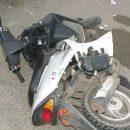 На Тернопільщині у ДТП постраждав неповнолітній водій: у хлопця переломи ноги