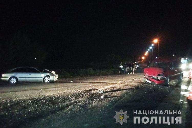 На Тернопільщині у двох аварія травмувалися люди (ФОТО)