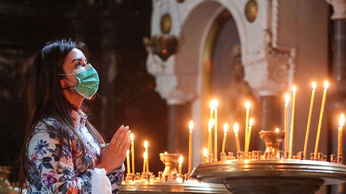 У МОЗ заявили, що богослужіння – це головна причина спалаху коронавірусу на Заході України