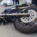 Біля Тернополя ДТП: зіткнулися автомобіль «Фольксваген» та мотоцикл «Ліфан»