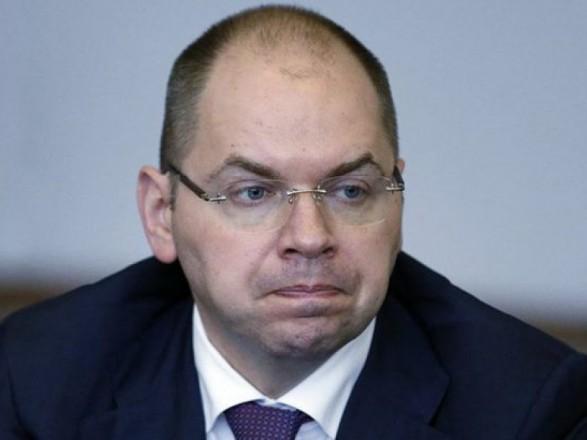 Відповідь Тернополю й Луцьку: місцева влада не має права послаблювати карантин, – міністр охорони здоров'я Степанов