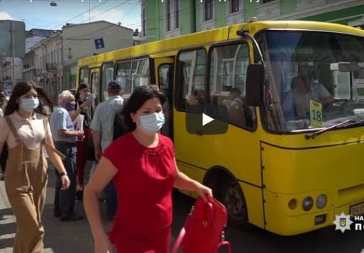 """""""Не більше50%"""": у Тернополі спецільні рейдові групи перевіряють перевізників (ВІДЕО)"""