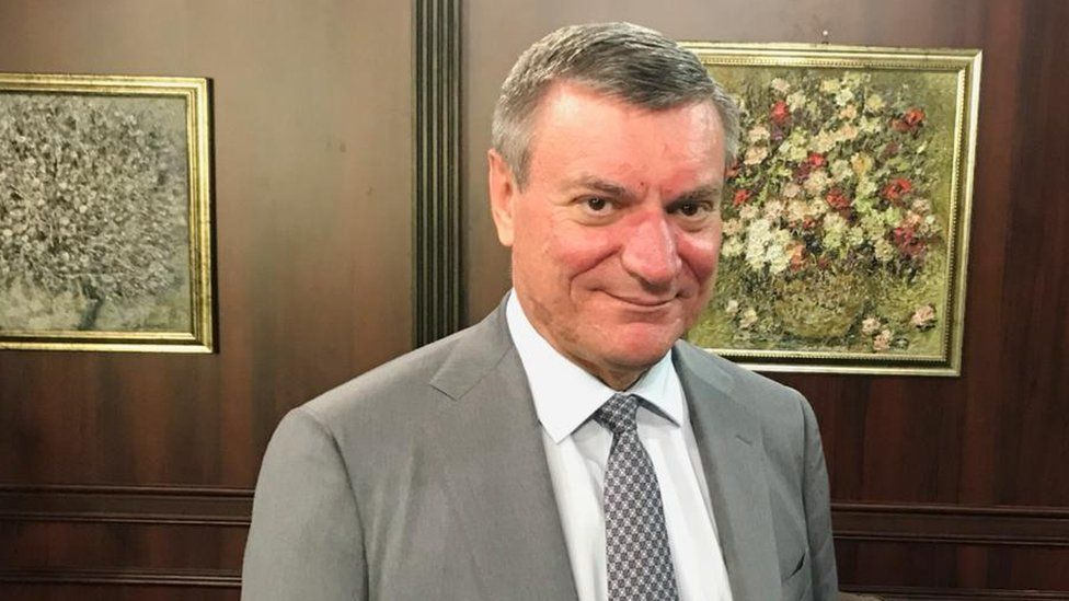 Уродженець Чорткова Олег Уруський – віце-прем'єр-міністр України