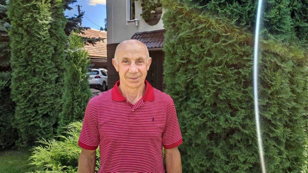 11 серпня легенді тернопільської «Ниви» Ігорю  Біскупу виповнилося 60 років