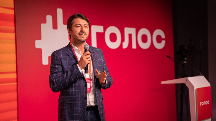 Шоумен з Тернополя буде змагатися з Кличком за посаду мера Києва