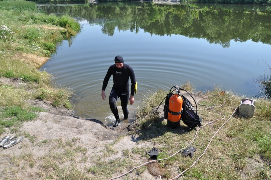 У Романівці втопився 21-річний хлопець з Лановеччини