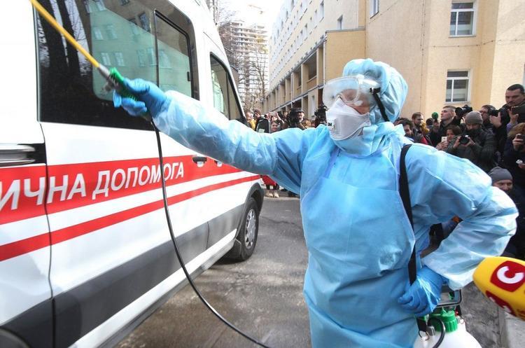Коронавірус на Тернопільщині: +59 хворих за добу