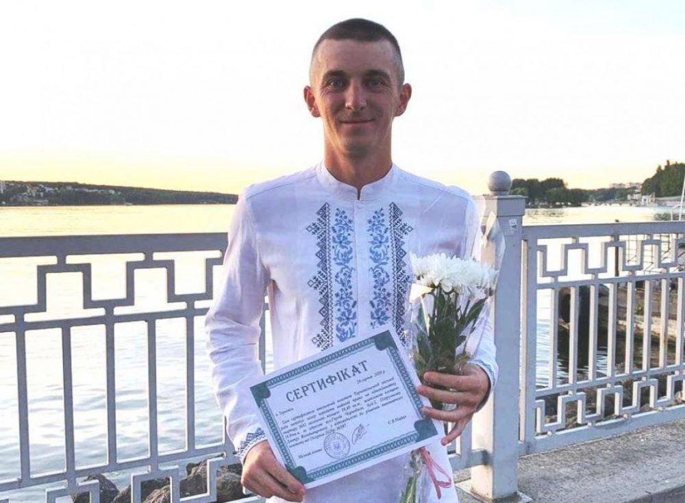 Чемпіон світу з біатлону отримав сертифікат на квартиру у Тернополі (ФОТО)