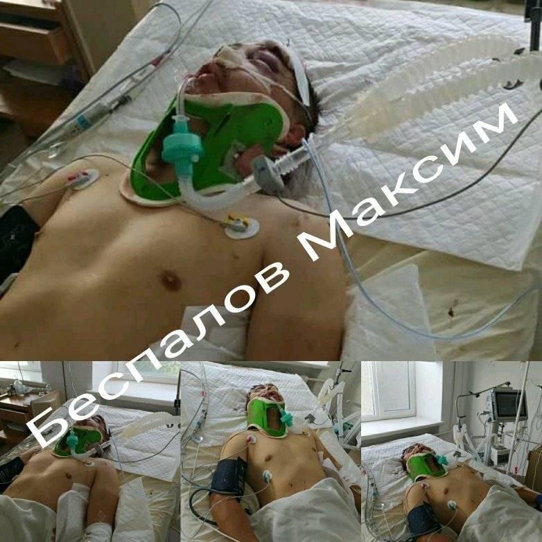 """""""Стан дуже важкий"""": хлопець з Тернопільщини потребує допомоги (ФОТО)"""