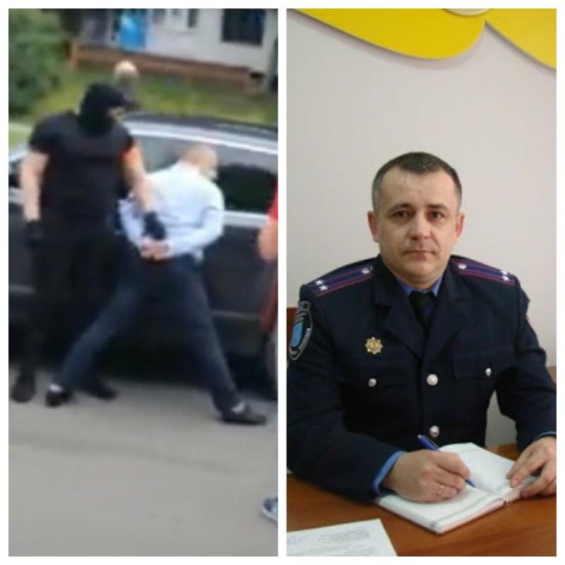 У Тернополі головний податковий міліціонер попався на хабарі у мільйон гривень (ФОТО, ВІДЕО)