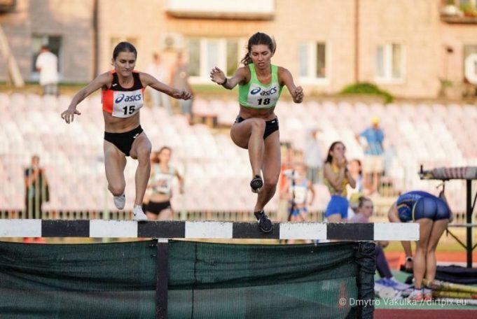 На чемпіонаті України тернопільські легкоатлети показали високі результати та вибороли п'ять медалей