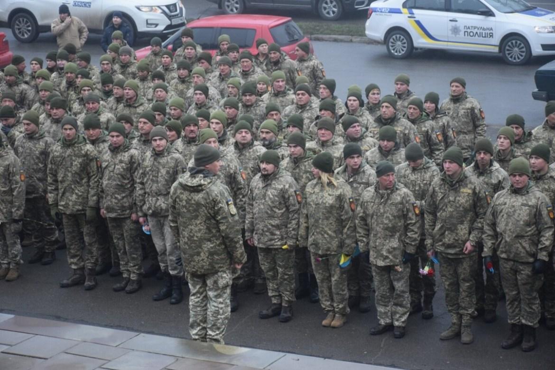 У тернопільській 44-й бригадіпоміняли командира (ФОТО)