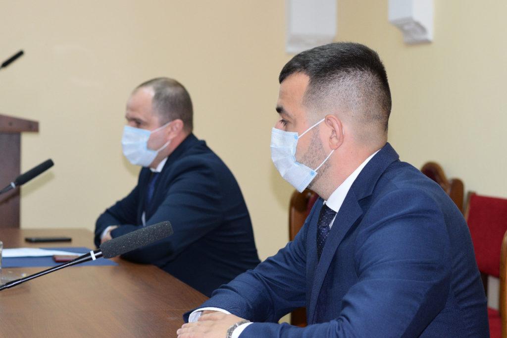Представили нового прокурора Тернопільщини Миколу Петришина (ФОТО)