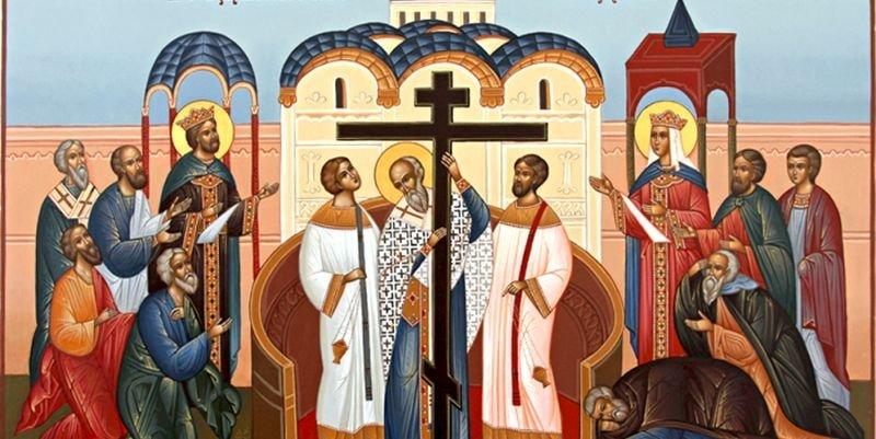 Воздвиження Хреста Господнього: прикмети, обряди і забобони