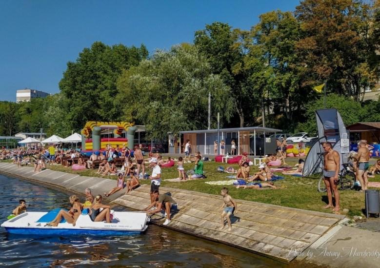 """Заборонено: віднині купатися на """"Циганці"""" уже не можна"""