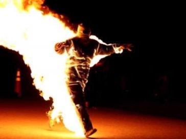 Облив себе бензином та підпалив: на Тернопільщині чоловік намагався себе спалити в центрі зайнятості