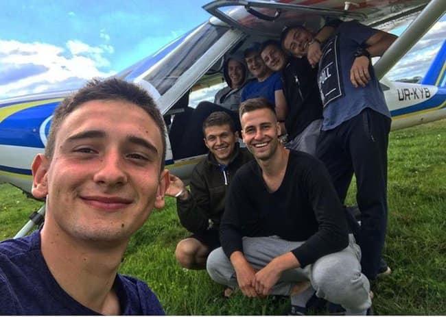 Оприлюднили момент падіння АН-26 та фото курсантів, що були на борту (ФОТО, ВІДЕО)