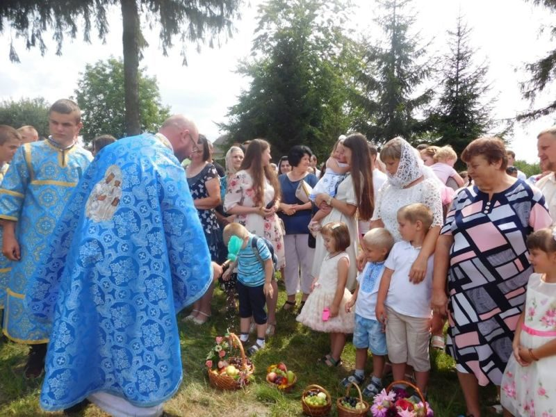 На Тернопільщині є чудотворна ікона, що зцілює душу і тіло (ФОТО)