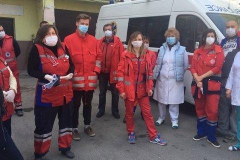Бригади швидкої допомоги не отримують доплат з державного бюджету, хоча Тернопільська ОДА прозвітувала, що отримала з державного бюджету 35 млн грн.