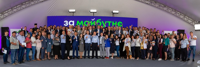 Іван Чайківський: «Наша команда за 5 років зможе вивести Тернопільщину в п'ятірку лідерів»
