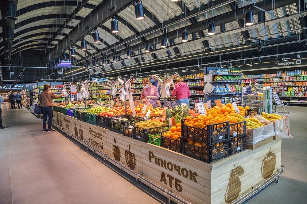 Цього року більше половини магазинів «АТБ» отримають міжнародні сертифікати якості та безпеки