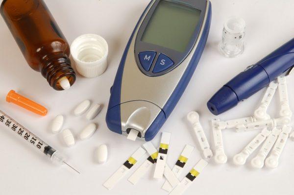 Большой ассортимент медицинских товаров для людей больных сахарным диабетом