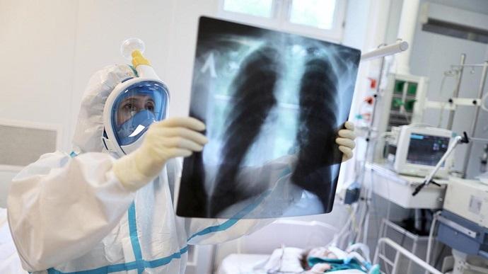 Коронавірус на Тернопільщині: за добу виявили 353 хворих та 7 людей померло
