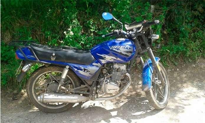 На Тернопільщині діти викрали мотоцикл, щоб покататися