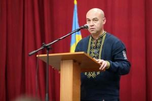 Сергій Надал кандидат на посаду міського голову Тернополя від ВО «Свобода»