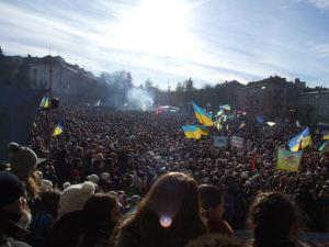 """""""Червоною зоною"""" і тарифами уряд душить бунтівний Тернопіль"""