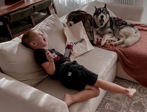250 тисяч гривень за місяць заробив 4-річний син бізнес-леді та блогерки із Тернополя