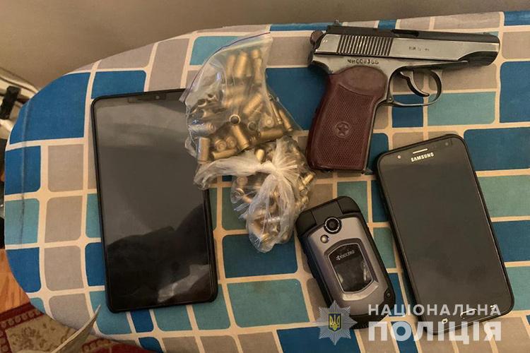 Рекет: спіймали злочинців, які кілька років тероризували перевізників Західної України (ФОТО)