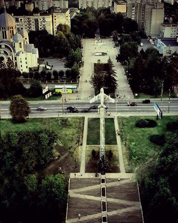Показали Тернопіль у ретро-світлинах (ФОТО)