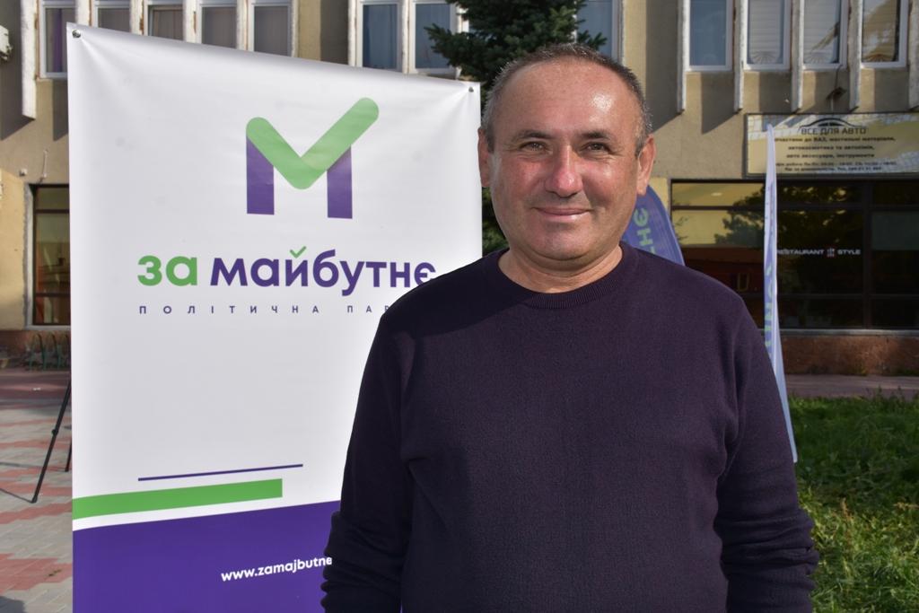Ігор Околович: «У Микулинецькій ОТГ усі 20 населених пунктів мають бути рівноправними»