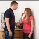 На Тернопільщині жінка провчила п'яного сусіда, який облаяв її
