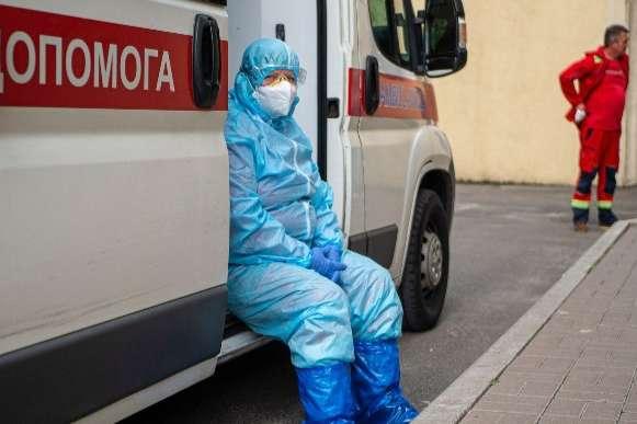 Спалах коронавірусу зафіксували у Домі Милосердя