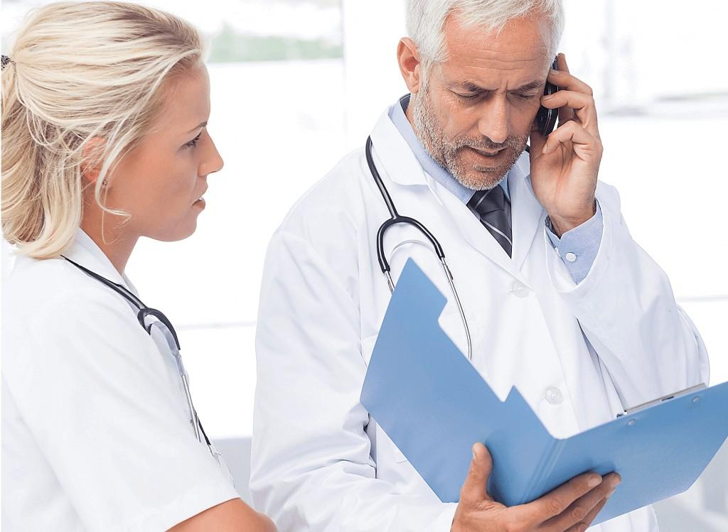 Тернополянам нагадують, що перед тим як телефонувати лікареві – подивіться на час