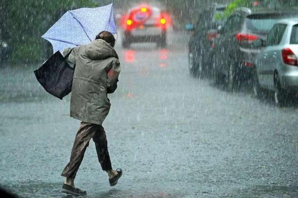 На Тернопільщині штормове попередження: І рівень небезпеки