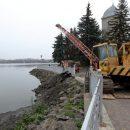 У Тернопільському ставі під час очистки від намулу знайшли міну