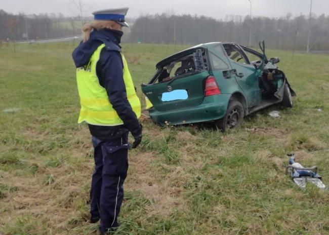 У Польщі в аварії загинуло двоє українців (ФОТО)