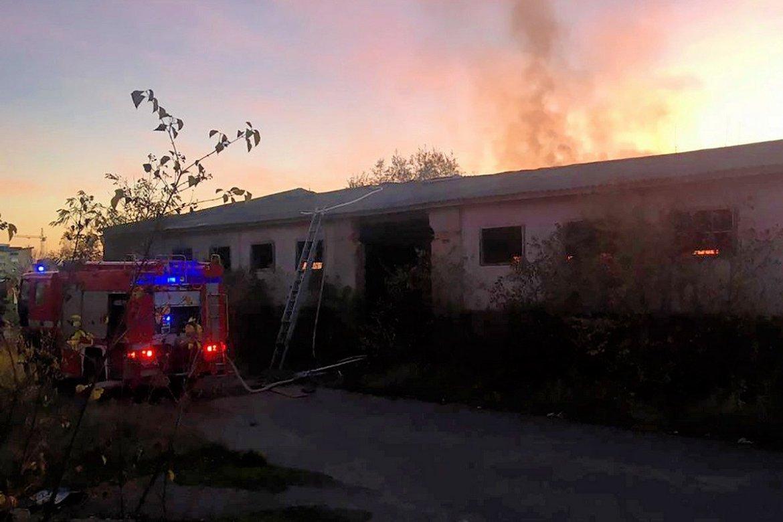 Масштабна пожежа у Тернополі: рятувальники терміново прибули на вулицю Текстильну (ФОТО)