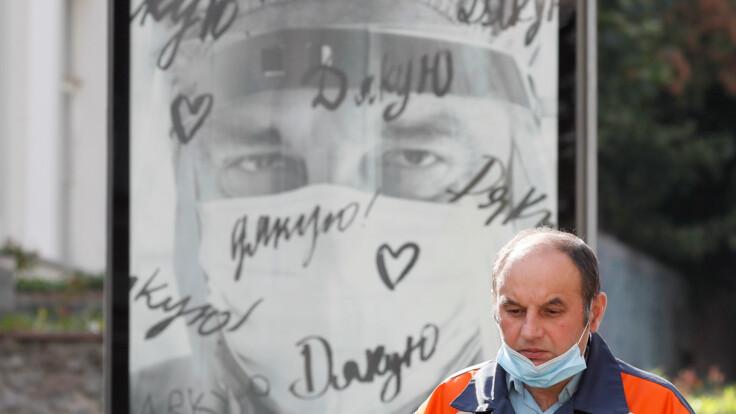 На Тернопільщині показник смертності від коронавірусу є найвищим в країні