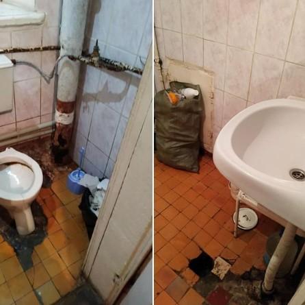 У районній лікарні на Тернопільщині показали жахливі умови перебування пацієнтів (ФОТО)