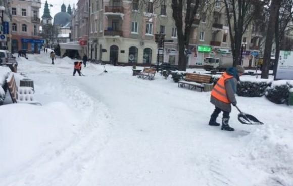 Йде антициклон: коли на Тернопільщині буде справжня зима