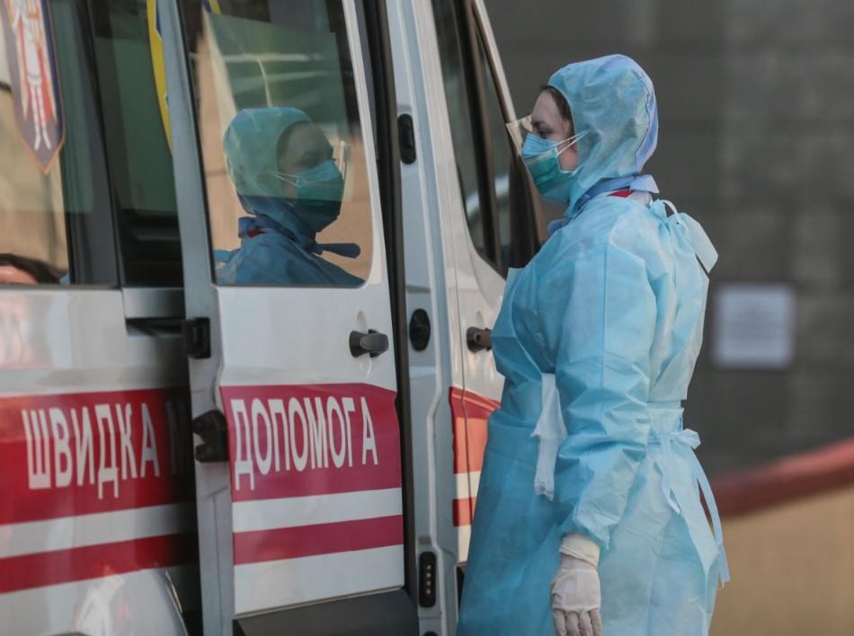 Коронавірус на Тернопільщині: 320 нових хворих та 5 людей померло